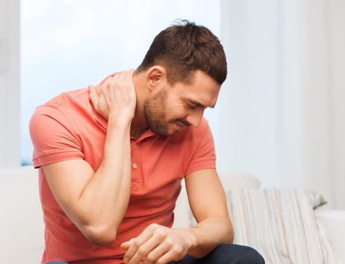 5 tips to help neck and shoulder pain