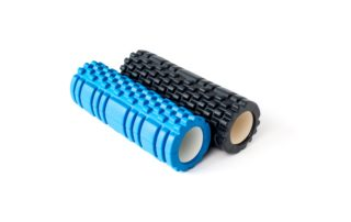picture of a foam roller